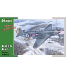"1:32 Съветски самолет Yakovlev Yak-3 ""Onward to Berlin!"""