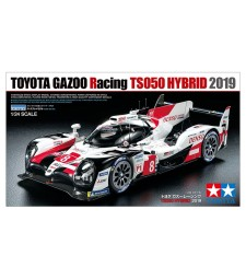 1:24 Автомобил Toyota TS050 Hybrid, Gazoo 2019