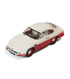 Panhard DB HBR5 1957- Beige and Red (closed lights)