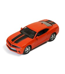 Chevrolet Camaro 2012 - Mettalic Orange with Black stripes