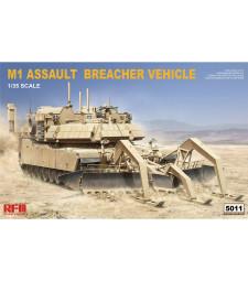 1:35 M1 Assault breacher vehicle