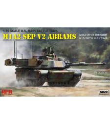 1:35 Американски танк M1A2 SEP V2 ABRAMS
