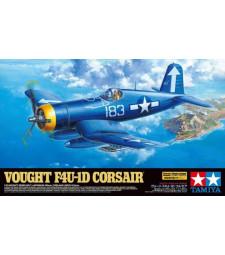 1:32 Американски изтребител Vought F4U-1D Corsair - 1 фигура и поставка