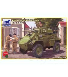1:35 Брониран автомобил Humber Armored Car Mk. IV