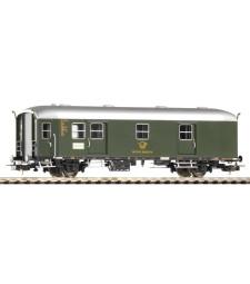 Пощенски вагон Post-c/13 DBP, епоха III