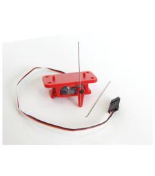Превключвател декодер за серво машини за монтаж под макета (Under-Table Servo Switch Machine)