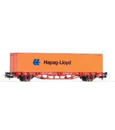 """Товарен вагон DB """"Hapag Lloyd"""", епоха V"""