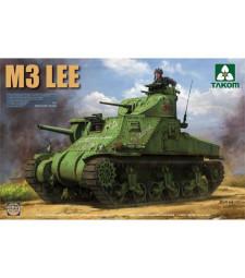 1:35 Американски среден танк М3 Лий, ранна версия (US MEDIUM TANK M3 LEE EARLY)