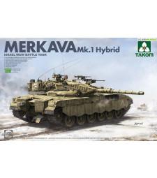 1:35 Израелски основен боен танк Меркава 1 Хибрид (Israeli Main Battle Tank Merkava 1 Hybird)