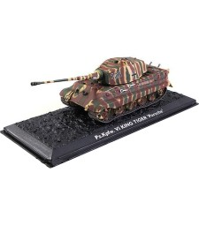 "Pz.Kpwf.VI Ausf.B KING TIGER ""Porsche"" (Sd.Kfz.182), 1945, Atlas Editions"