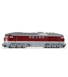 Дизелов локомотив BR 131 DR, епоха IV (БДЖ модел - в комбинация с PIKET59740-14 и PIKET59740-08)