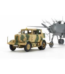 1:48 Германски влекач SS-100 (German Heavy Tractor SS-100) - 1 фигура