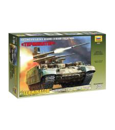 """1:35 Бойна машина за танкова поддръжка BMPT """"Terminator"""""""