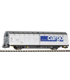 Товарен вагон с плъзгаща се врата Hbbinss, SBB, епоха VI