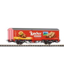 Товарен вагон Gedeckter Güterwagen Loacker, FS, епоха VI
