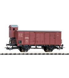 Товарен вагон G02 с Bhs DRG, епоха II