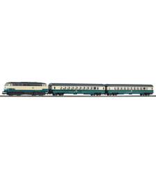 PIKO SmartControl комплект от локомотив BR 218 с 2 вагона