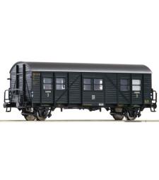 Допълнителен пътнически вагон, 3-та класа, DRB, епоха II
