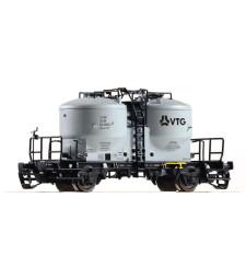 """Товарен вагон-цистерна за цимент тип Ucs-v """"VTG"""", DB AG, епоха V"""
