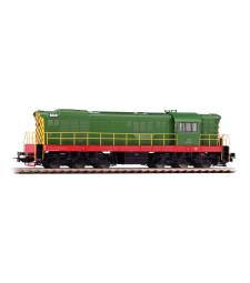 Дизелов локомотив T669 CD, епоха V