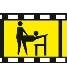 Любовна сцена (стол)