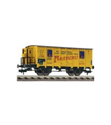 "Хладилен вагон ""Homann-Frauengunst"", DRG, епоха II"