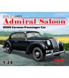 1:24 Автомобил Опел Адмирал Салон (Admiral Saloon German Passenger Car), Втора световна война