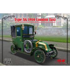 1:24 Лондонско такси Тип АГ 1910 (Type AG 1910 London Taxi)