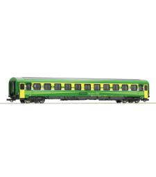 Пътнически вагон Eurofima, 2-ра класа, GYSEV, епоха VI