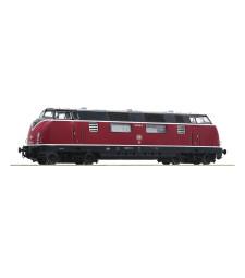 Дизелов локомотив 220 036-8, DB, епоха IV