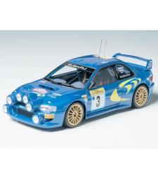 1:24 Автомобил Subaru Impreza WRC'98 - Monte Carlo