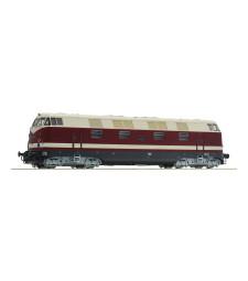 Дизелов локомотив 118 552-9, DR, епоха IV