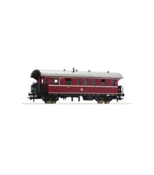 """Пътнически вагон 1-ва/2-ра класа """"Donnerbüchse"""", DB, епоха III"""