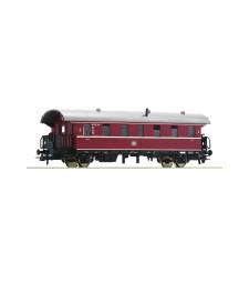 """2-ра класа пътнически вагон """"Donnerbüchse"""", DB, епоха III"""