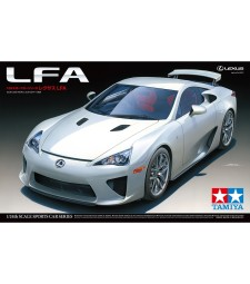 1:24 Автомобил Sports Car Lexus LFA