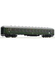 Пътнически вагон 2-ра класа на експресен влак, тип B4üm, на DB, епоха III