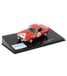 Lancia Fulvia 1600 Coupe HF, No.15, Marlboro, Rallye San Remo with Decals, J.Ragnotti/J.P.Rouget 1972