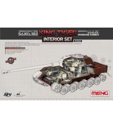 1:35 Германски танк Sonderkraftfahrzeug 182