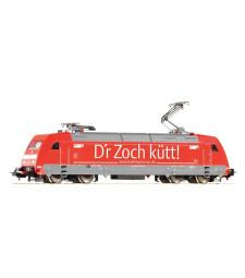 """Електрически локомотив клас 101 """"Cologne"""" на DB AG, епоха VI"""