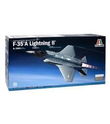 """1:32 Едноместен реактивен многоцелеви стелт-изтребител Локхийд Ф-35 """"Мълния"""" II (LOCKHEED F-35A LIGHTING II)"""