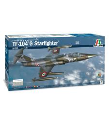 1:32 Свръхзвуков прехващач LOCKHEED TF-104, американска и НАТО версия (LOCKHEED TF-104, AM + NATO versions)