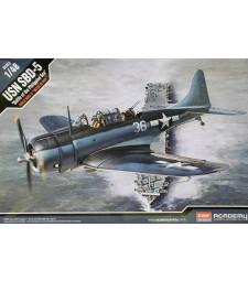 """1:48 Американски бомбардировач USN SBD-5 """"BATTLE OF THE PHILIPPINE"""""""