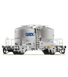 """TT Товарен вагон за цимент силоз тип Ucs-v """"GATX"""", епоха VI"""
