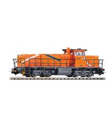 Дизелов локомотив клас G 1206 Northrail, епоха VI