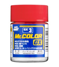 GX-3 Mr. Color GX (18 ml) Harmann Red