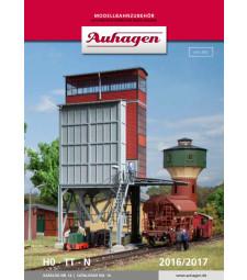 Каталог Auhagen №14 за 2017 година