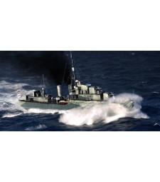 1:350 Британски разрушител HMS Eskimo Destroyer 1941