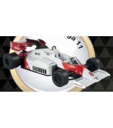 1984 McLaren MP4/2 #8 Niki Lauda, white/red