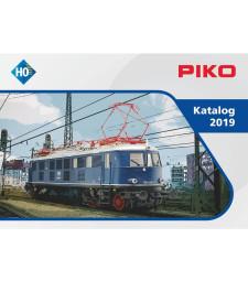 PIKO H0-Каталог 2019 на английски език