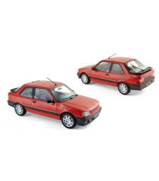 Peugeot 309 GTi 1987 - Vallelunga Red